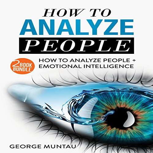 How To Analyze People: 2-Book Bundle cover art