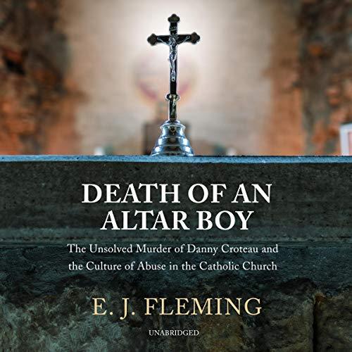 Couverture de Death of an Altar Boy