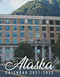 Alaska Calendar 2021-2022: Amazing Calendar & Planner - 2 Years Monthly Calendar