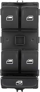 Botonera elevalunas interruptor de ventana de coche autom/ático retrovisor interruptor de mando de ventanilla botones de espejo retrovisor panel para citroen C5 508