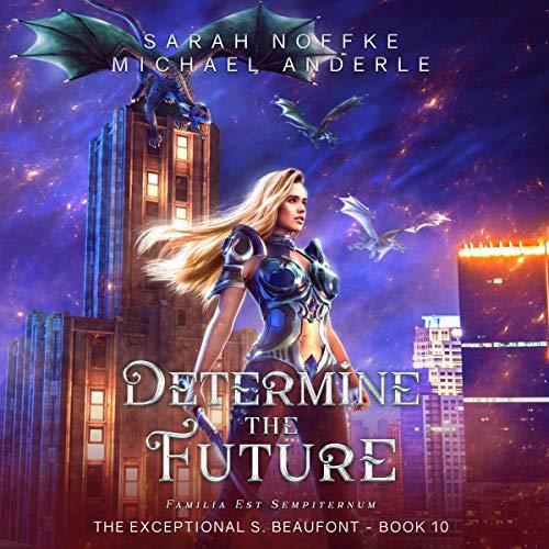 『Determine the Future』のカバーアート