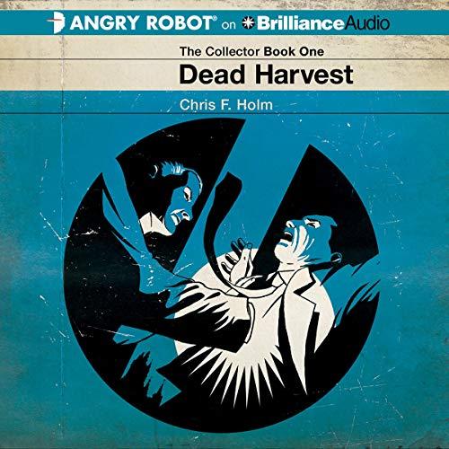 Dead Harvest audiobook cover art
