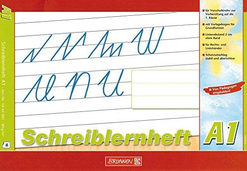 Lernheft/Schreibheft