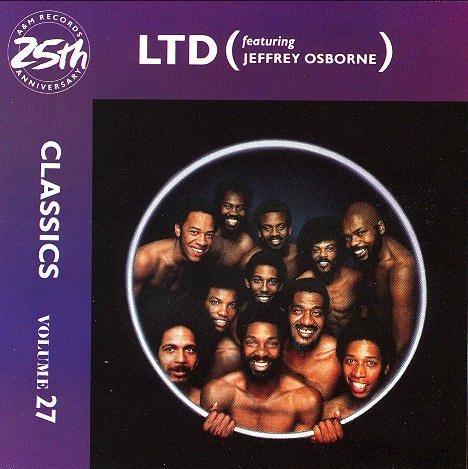 A&M Records 25th Anniversary Classics, Vol. 27 LTD featuring Jeffrey Osborne