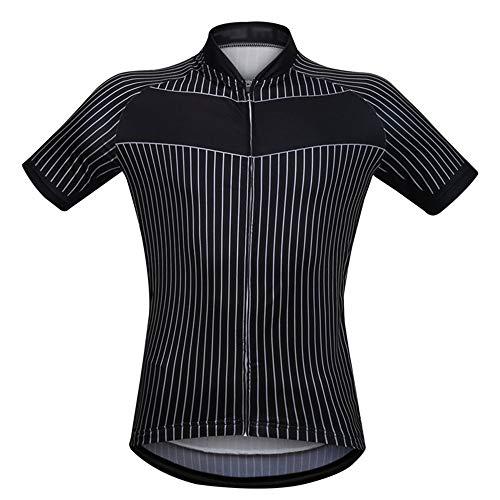 Yhjkvl Jersey de Ciclismo Camiseta de Ciclismo MTB de Secado rápido clásico...