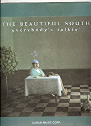 THE BEAUTIFUL SOUTH - everybody\'s talkin\' P/V/Chords (sheet music)