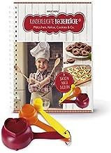 """Kinderleichte Becherküche - Plätzchen, Kekse, Cookies & Co. (Band 3): Backset inkl. 3-teiliges Messbecher-Set, 10 tolle Keks- & Plätzchenrezepte, Original aus """"Die Höhle der Löwen"""""""