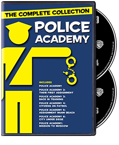 Police Academy 7-Film Collection (DVD)
