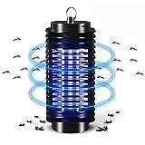 HFKL Moskito Lampe Elektrischer Insektenvernichter UV Insektenfalle 110V / 220V Insekt LED-elektrischer Moskito-Killer