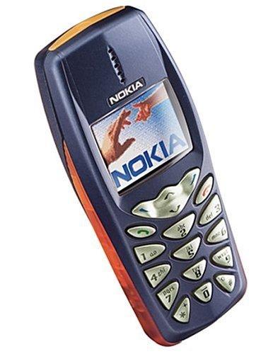 Nokia 3510i Tim GPRS Unlocked Cellulare, Farbe: Blau, Mod RH-9