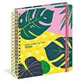 Here Comes the Sun 2019-2020 17-Month Large Planner With 1000+ Stickers