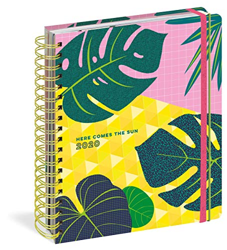Here Comes the Sun 17-Month Large Planner 2020...