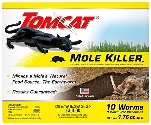 Tomcat Mole Killer Worm Bait