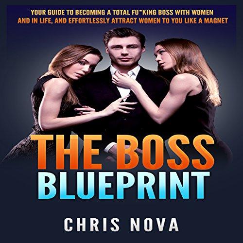 The Boss Blueprint audiobook cover art