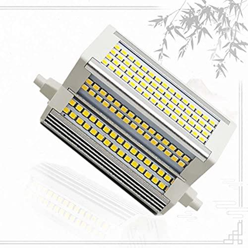 Bulbs Luz LED R7S Regulable al Aire Libre 118 mm Lámpara LED de 50 w de Doble Extremo Reflector J118 Reemplace el Tubo de luz halógena de 500 w