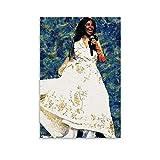 CHENGNING Aretha Franklin 10 Poster, dekoratives Gemälde,
