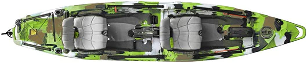 Feelfree Lure II Tandem Kayak with Overdrive Pedal Drive