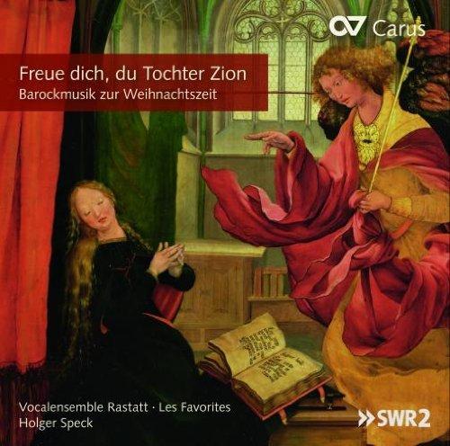 Baroque Music For Christmas Time by Vocalensemble Rastatt (2013-11-19)