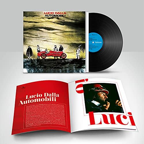 Automobili Legacy Vinyl Edition - Vinile Originale con Libretto Editoriale