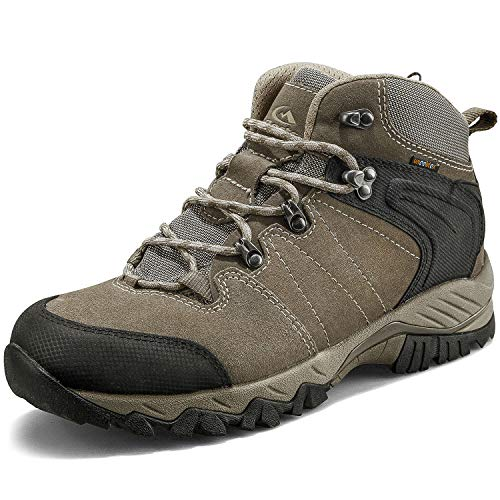 Clorts Men's Hiking Boots Waterproof