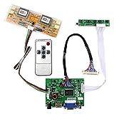 HDMI VGA 2AV Auido Input LCD Controller Board para 17 'M170EG02 LTM170E5 19' HSD190ME13 M190EN01 1280x1024 30Pins LCD Screen