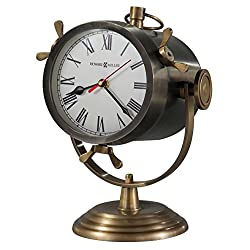 Howard Miller Vernazza Accent Mantel Clock 635-193 – Antique Design with Quartz Movement