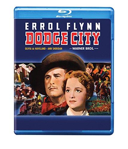 Dodge City (BD) [Blu-ray]