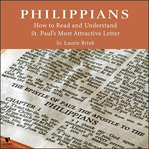 Philippians: How to Read and Understand St. Paul's Most Attractive Letter copertina