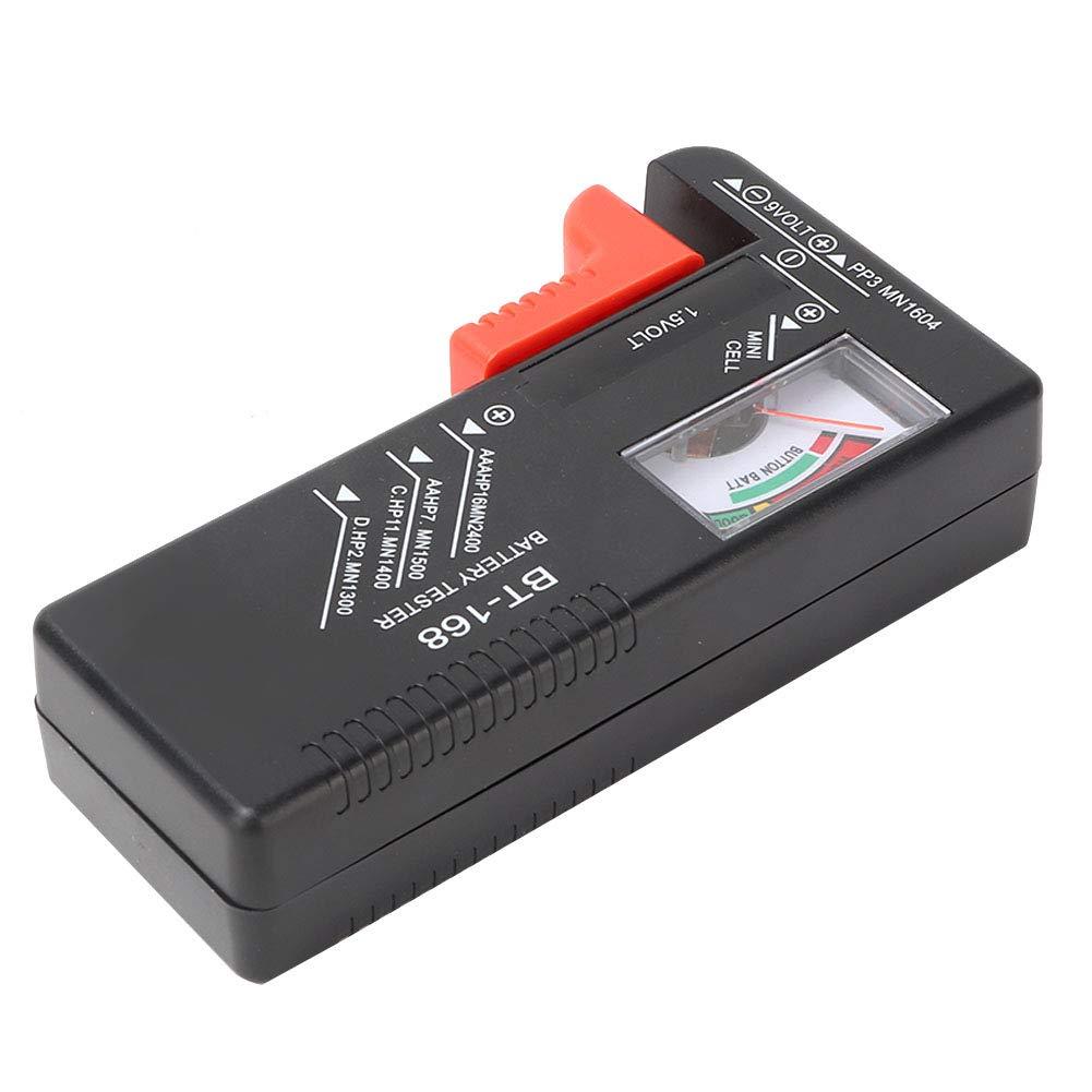 Volt Battery Tester Gauge for Electrician