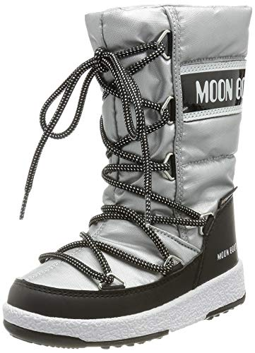 Moon-boot Jr G.Quilted WP, Botas de Nieve Mujer