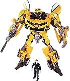 siyushop Transformers Toys-Heroes Rescue Bots, Transformers Bumblebee Figures Toys with Sam Figuras-Toys Regalo para Niños Niños