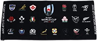 日本国内正規品/ラグビー ワールドカップ W杯 2019 タオル ブラック