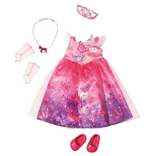 Zapf Creation Wonderland Deluxe 822425 – Vestido de princesa para Baby Born