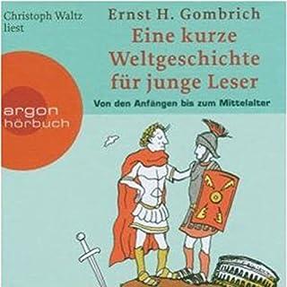 Eine kurze Weltgeschichte für junge Leser: Von den Anfängen bis zum Mittelalter Titelbild