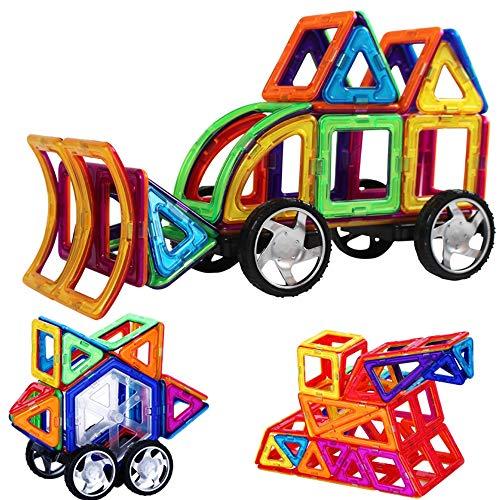 3-8 Ans Blocs de Construction Jouets Enfants Assemblage Bricolage pièce magnétique Blocs de Construction