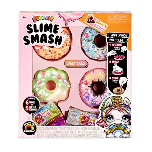 Poopsie Slime Smash Candy Craze with Crunchy Donut Slime
