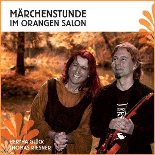 Märchenstunde im orangen Salon Titelbild