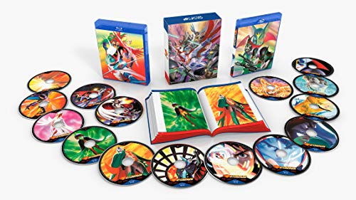 Gatchaman: Collectors Edition [Blu-ray]
