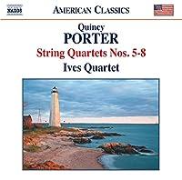 Porter: String Quartets Nos 5