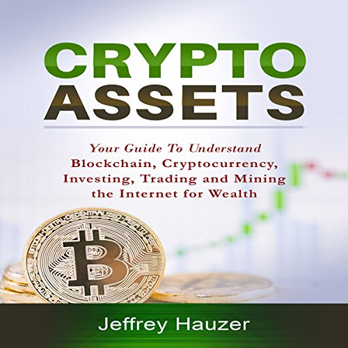 Cryptoassets audiobook cover art