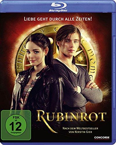 Rubinrot [Blu-ray]
