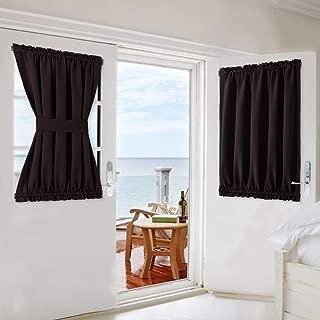 Best exterior door window coverings Reviews