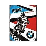 Nostalgic-Art 14324 BMW - Motorräder, Magnet 8x6 cm