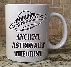 Ceramic Coffee Mug Cup 11oz White Area 51 Alien ANCIENT ASTRONAUT THEORIST