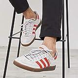 Adidas Handball Spezial Grey Two Hi-Res Red Gold Metallic 42