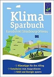 Klimasparbuch Eurodistrikt Strasbourg-Ortenau: Klima schützen & Geld sparen