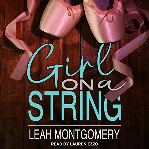 Girl on a String audiobook cover art