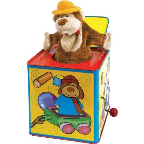 Jack Animal In a Box (Los estilos pueden variar) , Modelos/
