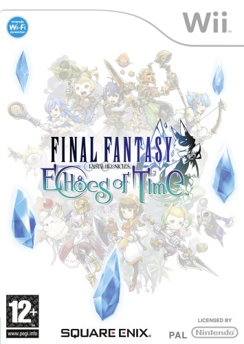 Nintendo Wii - Final Fantasy Crystal Chronicles: Echoes of Time [PAL UK]