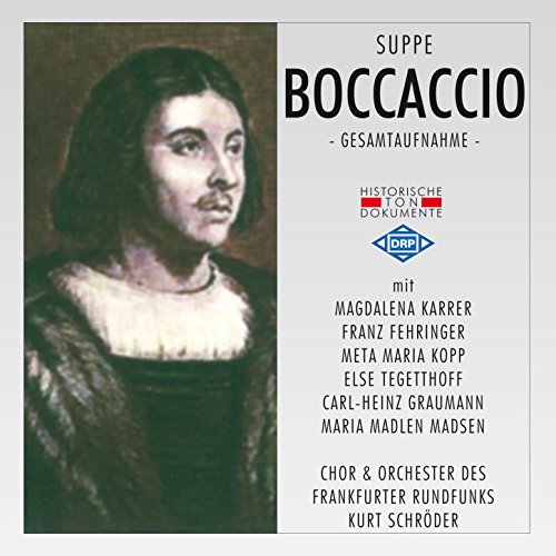 Boccaccio: Erster Akt - Inzwischen gab es auf dem Markt